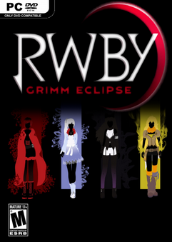 Descargar RWBY Grimm Eclipse [MULTI][ACTiVATED] por Torrent
